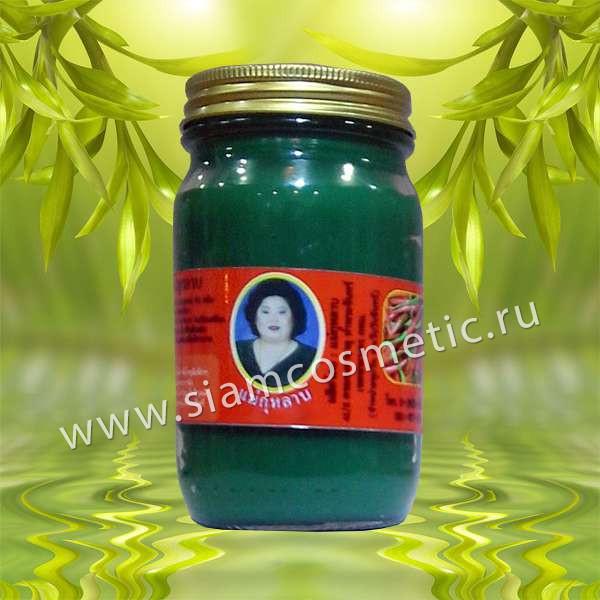 Зеленый тайский бальзам