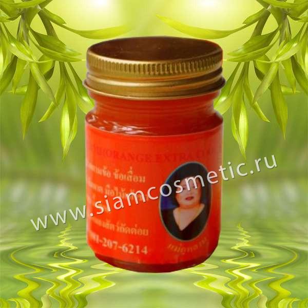Апельсиновый бальзам против мигрени