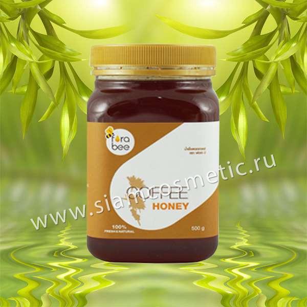 Натуральный кофейный мед Fora Bee