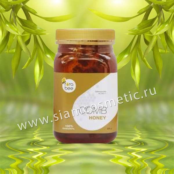 Натуральный сотовый мед из Таиланда Fora Bee