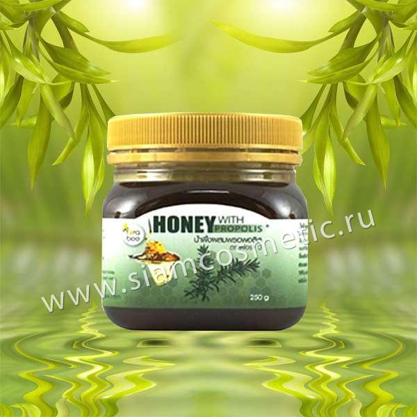 Натуральный мед с прополисом Fora Bee