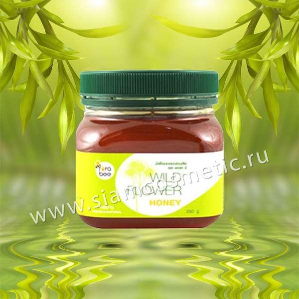 Натуральный дикий цветочный мед из Таиланда