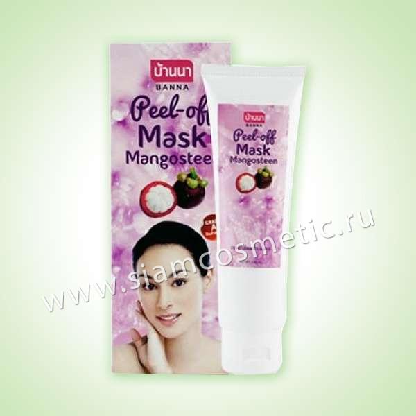 Мангустиновая маска-пленка для лица