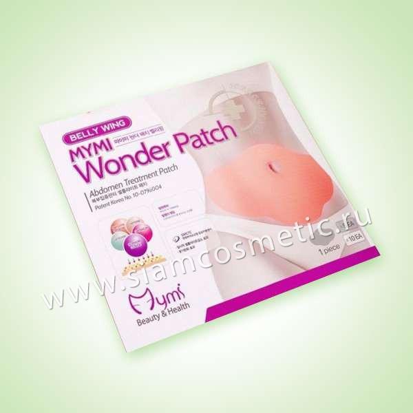 Пластырь для похудения в области живота Mymi Wonder Patch
