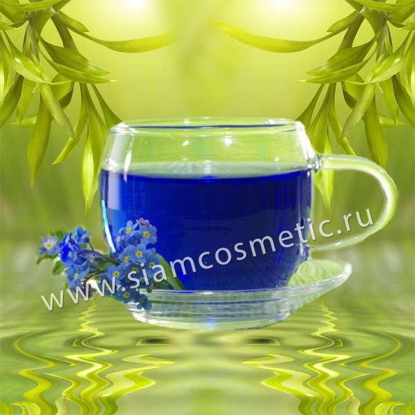 Butterfly Pea Синий чай