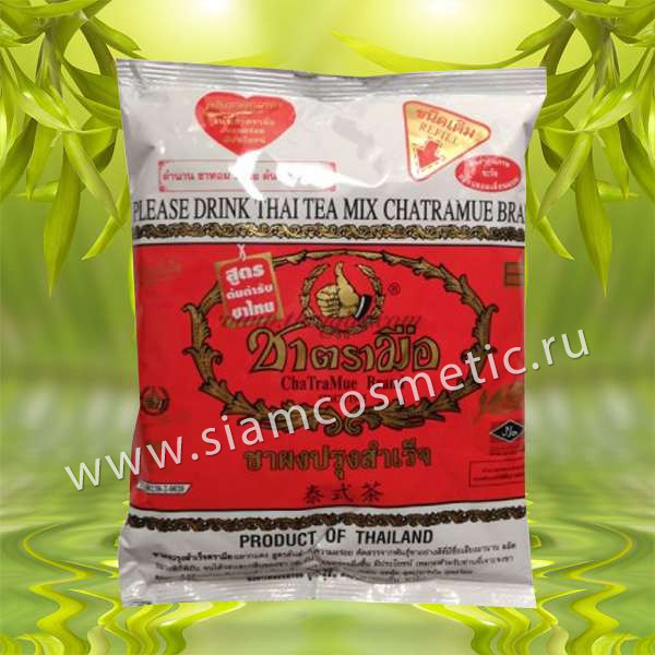 Тайский красный чай Chatramue Brand 400 гр